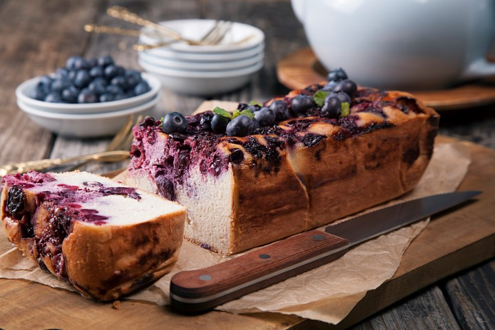 anytime berry bake