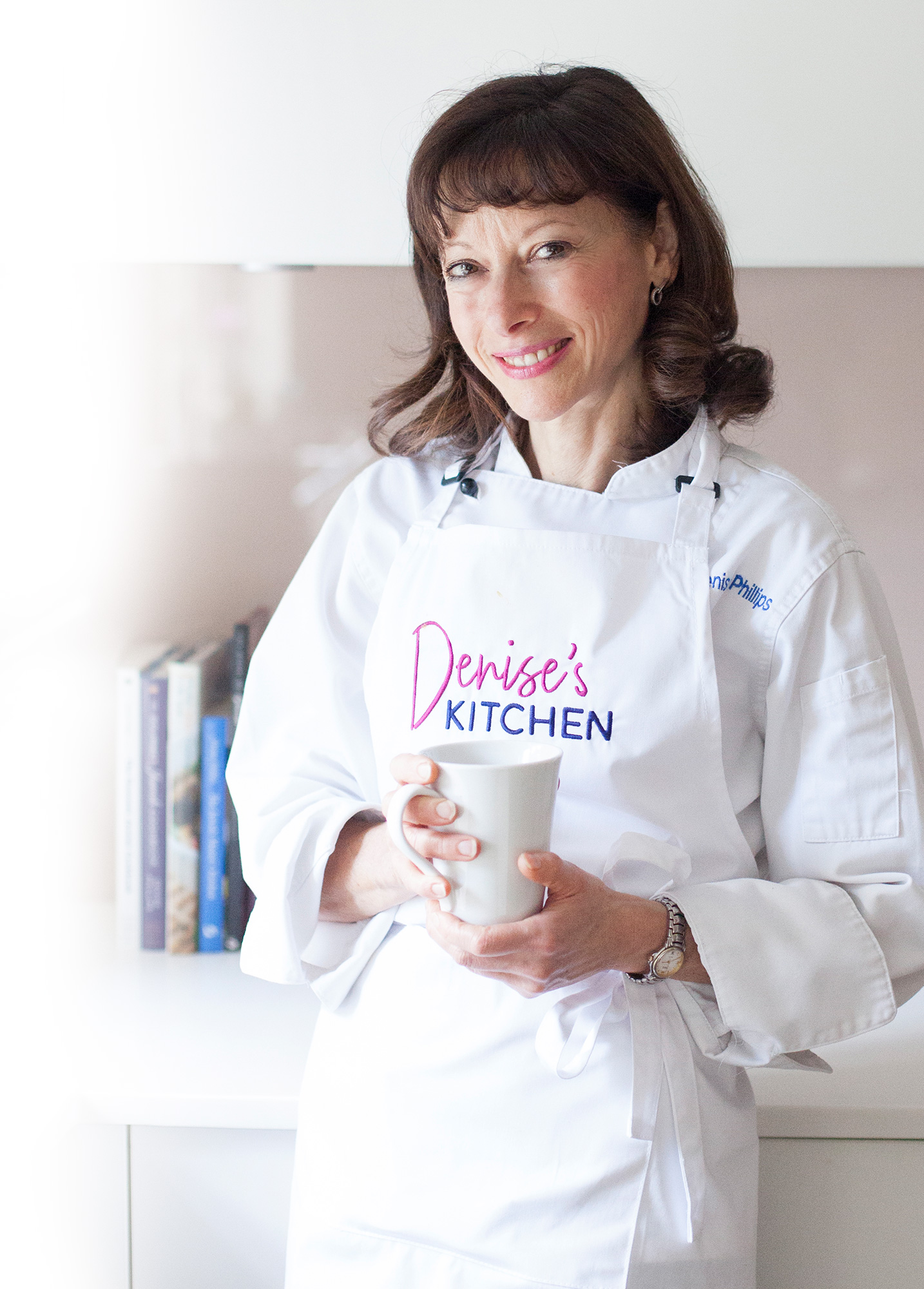 Cookery classes with Denise Phillips